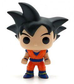 Funko Pop - San Goku (Dragon Ball Z)