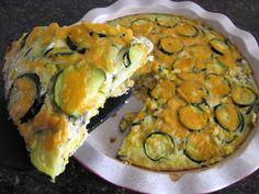 Mennonite Girls Can Cook: Sweet Corn and Zucchini Pie