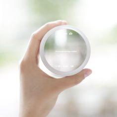 mimi zou iris camera biometric view