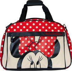 Minnie Mouse Weekender Bag: Disney Minnie Mouse Bag