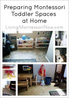 Montessori Caregiver Rhythms and Routines (Finding What Works for You) - LivingMontessoriNow.com