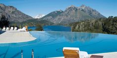 Llao Llao Hotel & Resort: Lots of activities are free at the resort; the pool offers a respite after getting gritty.