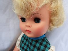 """Vintage Ruthie Doll Reliable 18"""" 70's"""