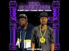 """Planet Asia & TzariZM feat. Midaz & Casual - """"Via Satellite"""" (Instrumental"""