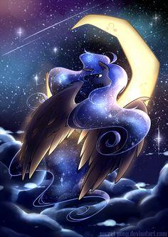 Luna by secret-pony