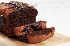 Belgium Chocolate Loaf Cake