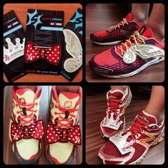 How cute would these be for the Disney Marathon ??