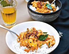Malabar prawn curry This is sooooo good! Invite your neighbours and make it a feast.
