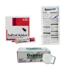 Got roaches? Get this do-it-yourself roach control kit and live roach-free.
