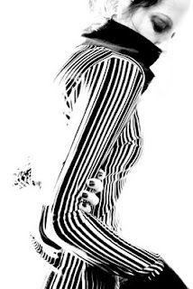 Stripes b&w