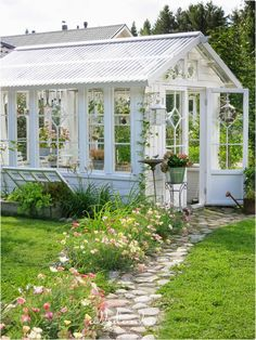 Greenhouse ~ Allidaalia