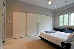 Gorgeous closet doors