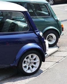 Mini Cooper Classic, Mini Cooper S, Classic Mini, Classic Cars, Mini Moris, Minis, Blessed, Skyline, Future