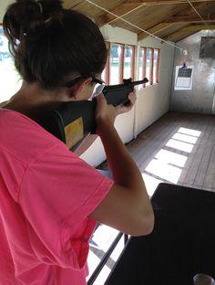 XUK Activity rifle shooting!