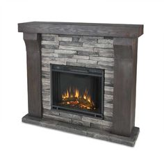 Fireplace Impersonator On Pinterest Fake Fireplace Faux Fireplace And Mantels