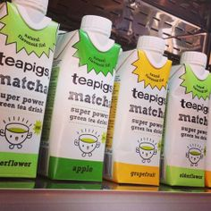 Blooms of Nantwich are loving our new #superpowergreen matcha drinks