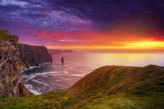 Next Stop ! Cliffs of Moher, County Clare | 33 Places In Ireland You Won't Believe Are Real