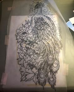 for today day looking foreword to it have a beautiful day everyone and Dragon Tattoo Back Piece, Dragon Sleeve Tattoos, Best Sleeve Tattoos, Body Art Tattoos, Tattoo Arm Designs, Japanese Tattoo Designs, Asian Tattoos, Arabic Tattoos, Glass Painting Patterns