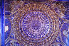 Uzbekistan: Tamerlane's Samarkand, Day 2 | At Home In The ...