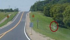 The story behind the pic, taken in Arton, MN, is that the ghostly figure above…