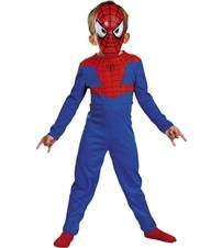 SPIDER-MAN VALUE COSTUME