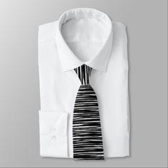 Striped necktie - accessories accessory gift idea stylish unique custom
