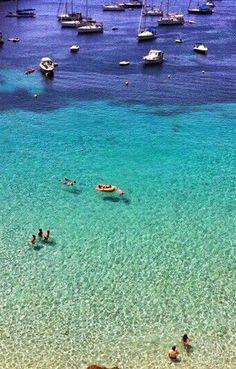 Cala Salada,Ibiza,Spanien.  Den passenden Koffer für eure Reise findet ihr bei uns: https://www.profibag.de/reisegepaeck/