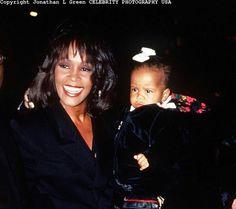 Whitney Houston and Bobbi Christina