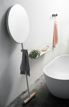 ... #Bathroom / with #natural #elements &  #Cool #Tech #Stuff ...