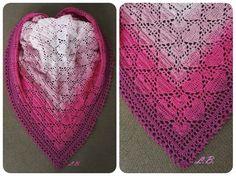 Srdíčkový šátek - inspirace http://www.ravelry.com/patterns/library/runas-hertono