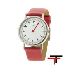¡¡Reloj de una sola saeta!!  http://www.tutunca.es/reloj-watchcelona-mono-24-rojo-1