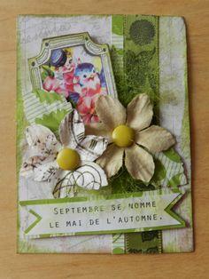"""ATC de Septembre 2014 - Challenge """"Dicton du mois"""""""