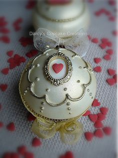 Valentines 2012 by Darcy's Cupcake Creations, via Flickr
