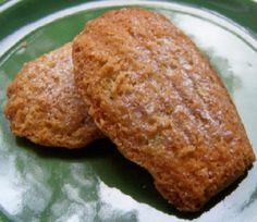 12 Crowd-Pleasing Gluten-Free Cookie Recipes: Gluten-Free Madeleine Cookies