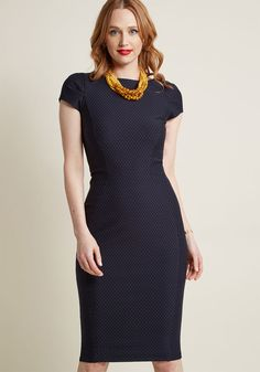 c1a130c606 Closet London Come Sleek for Yourself Sheath Dress