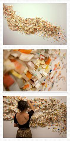 Paper Work By Britt Bass