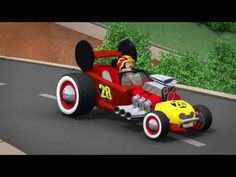 Love New Disney Junior Shows? Catch Mickey and the Roadster Racers!