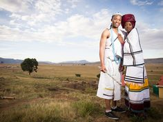 Traditional Xhosa Wedding In Eastern Cape African Traditional Wedding Dress, Traditional Dresses, Traditional Weddings, Xhosa Attire, African Attire, South African Weddings, Wedding Blog, Wedding Ideas, Dresses For Work