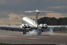 Vickers VC10 C1K aircraft picture