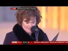 """Susan Boyle sings """"Make me an instrument of your peace"""" http://youtu.be/xatwWOgZuo8"""