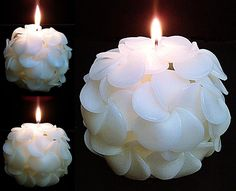 Candle - Design by Tang