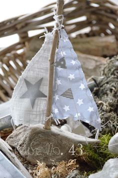 handmade sailboat