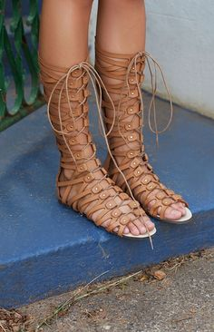 Therapy Flint Sandals Tan | Beginning Boutique