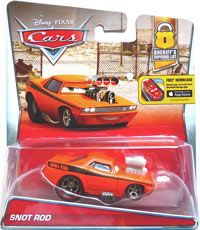 Cars 2016 - #01/06 - Snot Rod - Single - Sheriff's Impound Lot