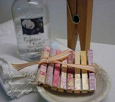 Decorated-pegs