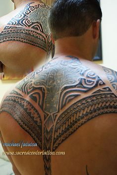 Back...by Sacred Center Tattoo