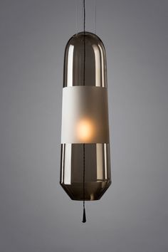 Limpid: Handblown Glass Lights from VANTOT
