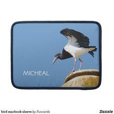 bird macbook sleeve