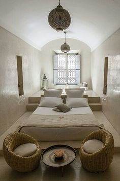 Moroccan bedroom design is an exotic design that will inspire African-themed look in your home. Explore ideas and tips on how to achieve this look.