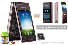 Browse through our page #Samsung's latest and first flip phone called #Hennessy #W789 in India since 2011, for more details click here -